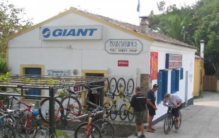 Corfu Mountain Bike Shop, Dassia