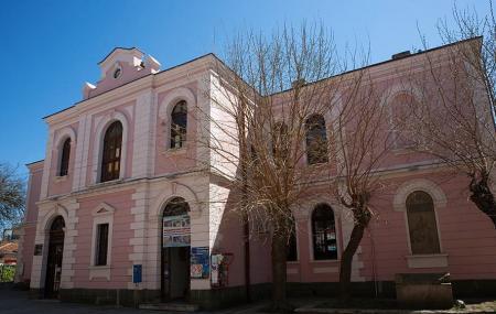Burgas Archaeological Museum, Burgas