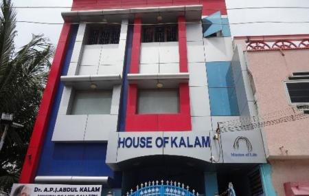 Former President A.p.j. Abdul Kalam House Image