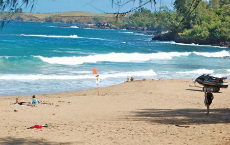 D . T Fleming Beach Park , Kapalua