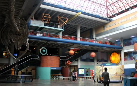 Pucrs Museum Of Science And Technology Image