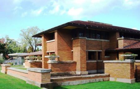 Darwin D. Martin House, Buffalo