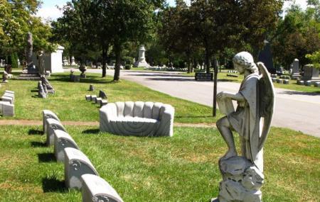Forest Lawn Cemetery, Buffalo
