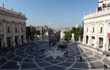 Piazza Del Campidoglio Image