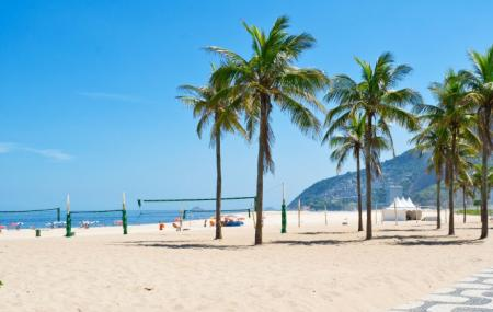 Ipanema Beach Image