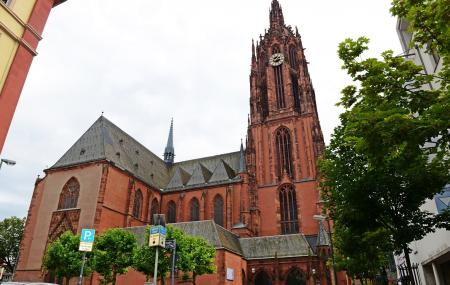 St Bartholomews Cathedral, Frankfurt