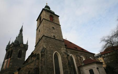 Church Of St. Henry And St. Kunhuta, Prague