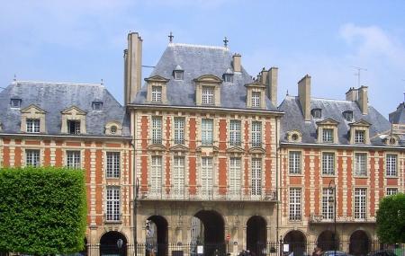 Maison De Victor Hugo Image