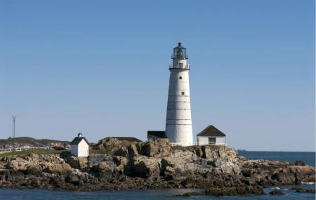 Boston Harbor Islands National Recreation Area Image