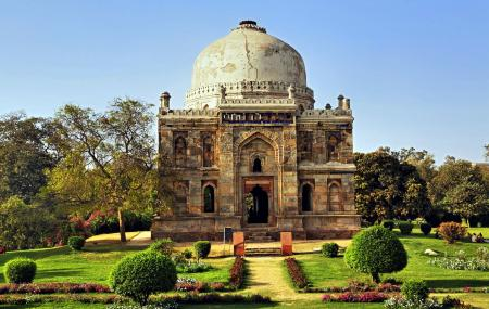 Lodi Gardens Image