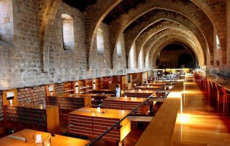 National Library Of Catalonia Image