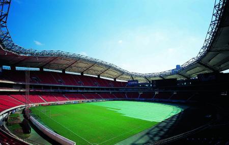 Hongkou Stadium Image