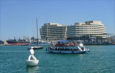 Port Of Barcelona Image