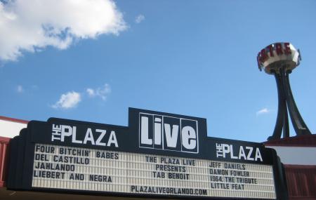 The Plaza Live Image