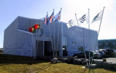 The Icelandic Saltfish Museum Image