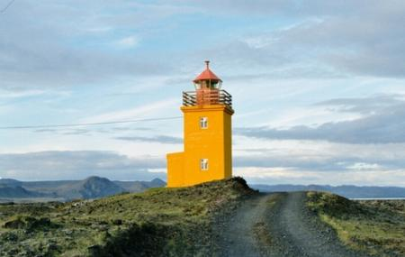 Hopsnes Lighthouse, Grindavik