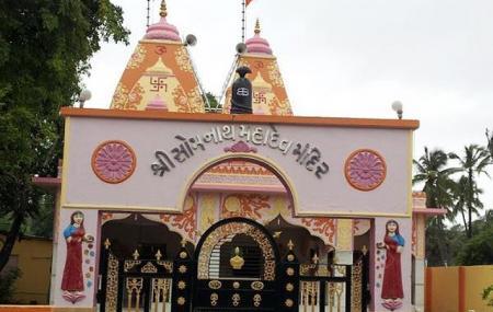 Somnath Mahadev Temple Image