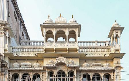 Kanch Mandir, Indore