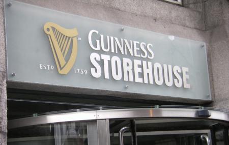 Guinness Storehouse Image