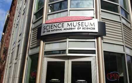 Marian Koshland Science Museum Image