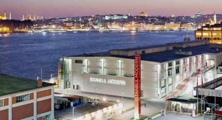 Istanbul Modern, Istanbul