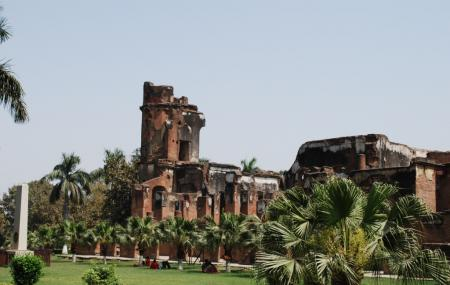 The Residency Lucknow, Lucknow