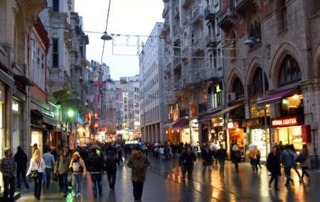Istiklal Avenue, Istanbul