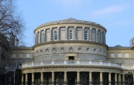National Library Of Ireland, Dublin
