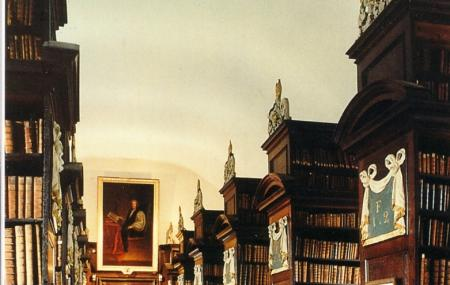 Marsh's Library Image