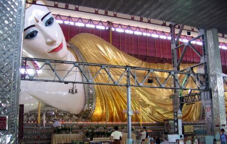 Chaukhtatgyi Buddha Temple Image