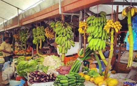 Produce Market, Male