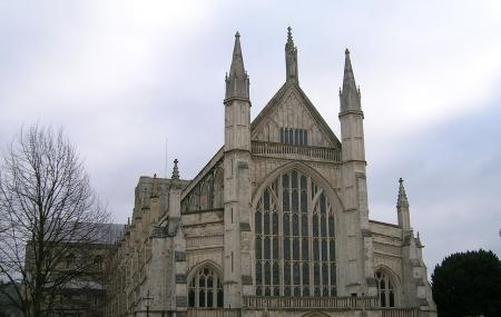 Winchester Cathedral, Winchester