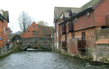 Winchester City Mill Image
