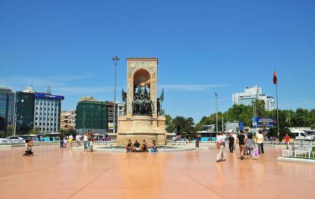 Taksim Square Image