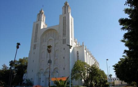 Casablanca Cathedral Image