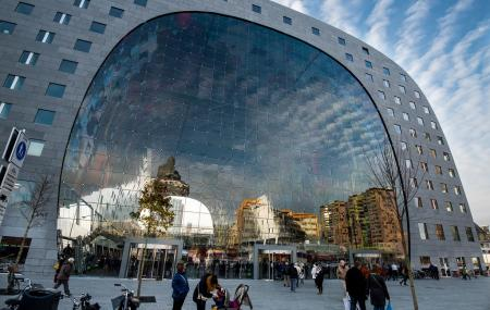 Market Hall, Rotterdam