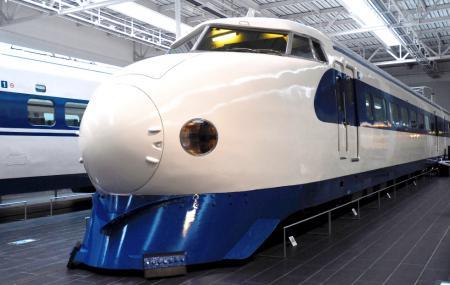 Scmaglev And Railway Park, Nagoya-shi