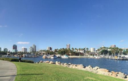 Long Beach Waterfront Image