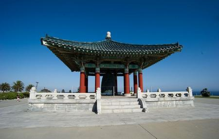 Korean Bell Of Friendship, Los Angeles
