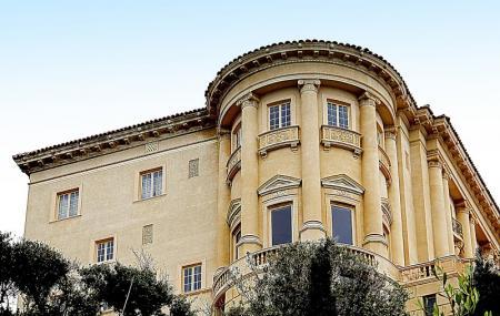 The Getty Villa, Los Angeles