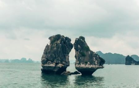Hon Ga Choi Island, Ha Long Bay