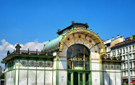 Otto Wagner Pavillon Karlsplatz Image