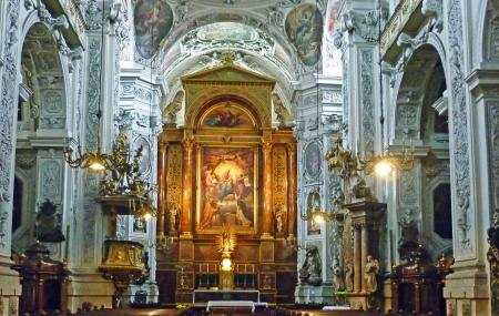 Dominican Church, Vienna