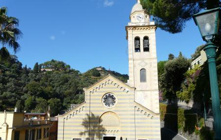 Chiesa Di San Martino, Portofino