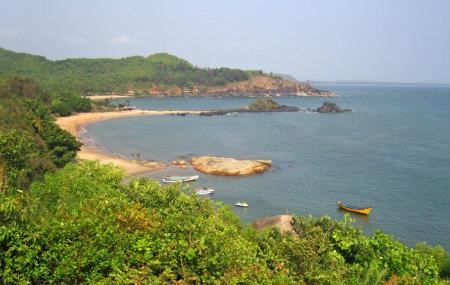 Half Moon Beach, Gokarna
