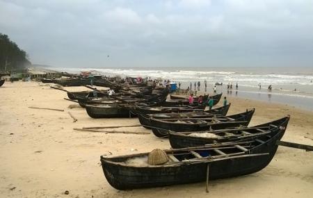 Udaypur Beach Image