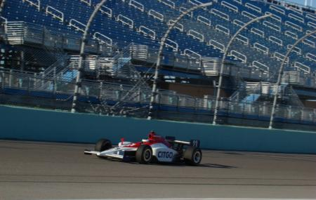 Homestead Miami Speedway Image