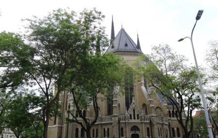Saint Elizabeth Church, Budapest