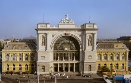 Budapest Keleti Railway Station Image