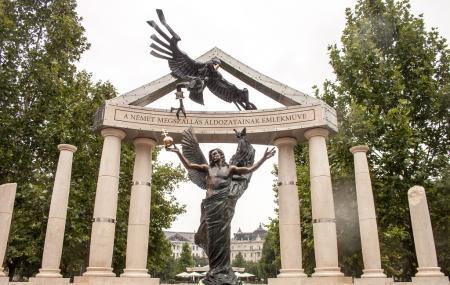 German Occupation Memorial, Budapest